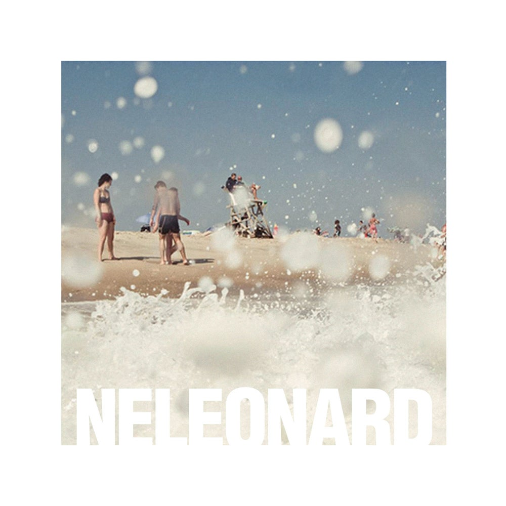 "Image of NELEONARD - Casi Cuela (Limited edition white 7"" vinyl single with free MP3s)"
