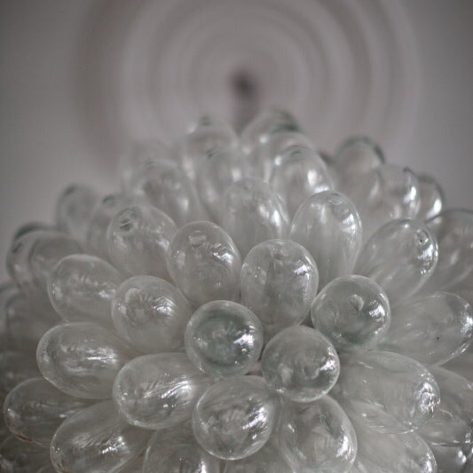 Image of Grape Glass Lamp - Transparent