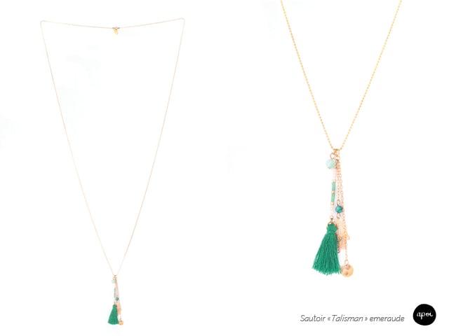 Image of Talisman - sautoirs