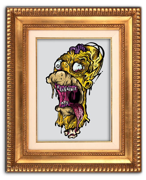 Image of NIGHTMARE HOMER