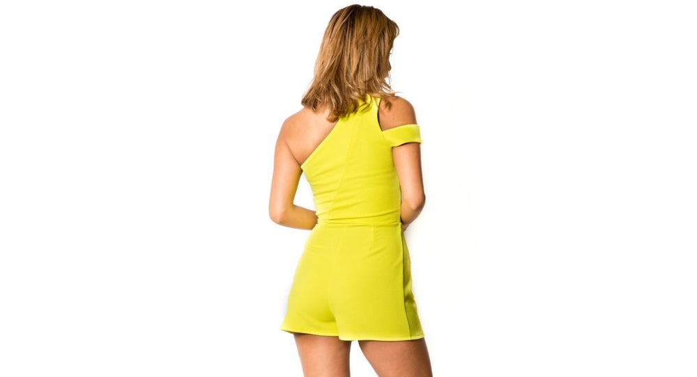 Image of Citron Romper