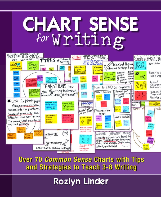 Image of Chart Sense for Writing