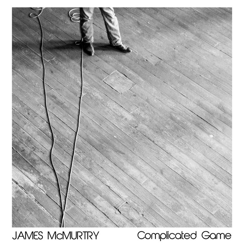 Image of James McMurtry 'Complicated Game' double gatefold vinyl LP