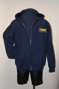 Image of TRBC Zip Up Hoodie