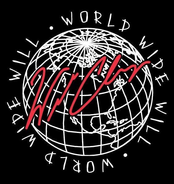 Image of World Wide Will Long Sleeve