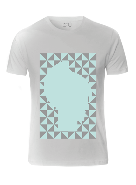 "Image of Pre-Order | ""Ikenga Agha"" Ultra Cotton grey Tee"