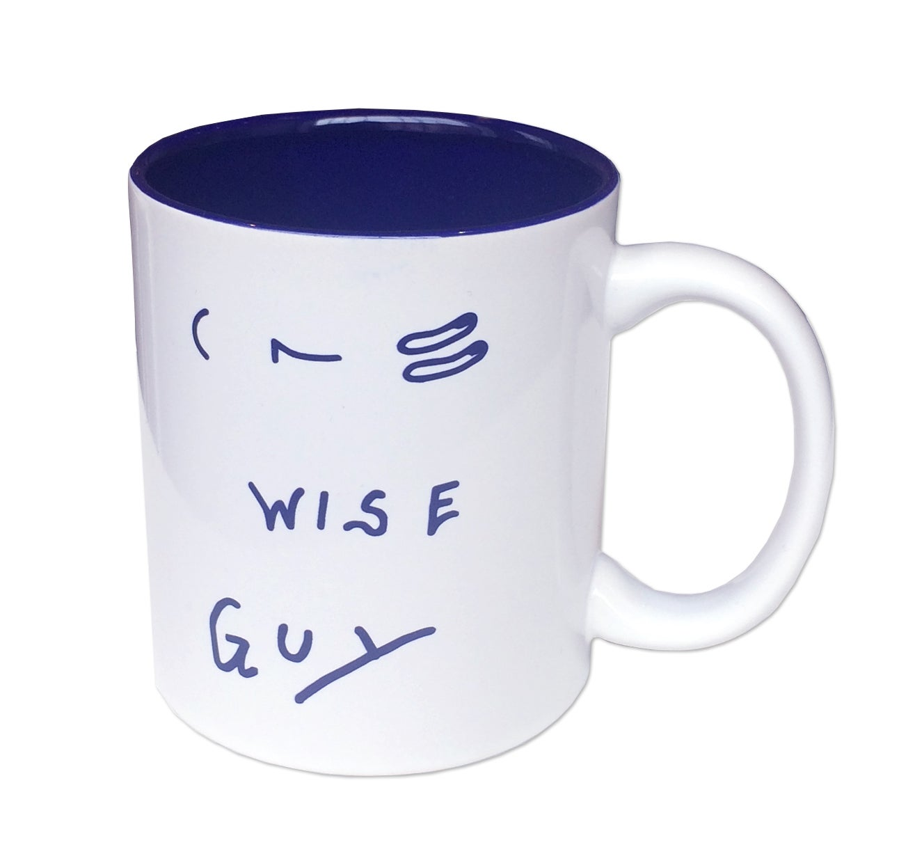 Image of Wise Guy Mug