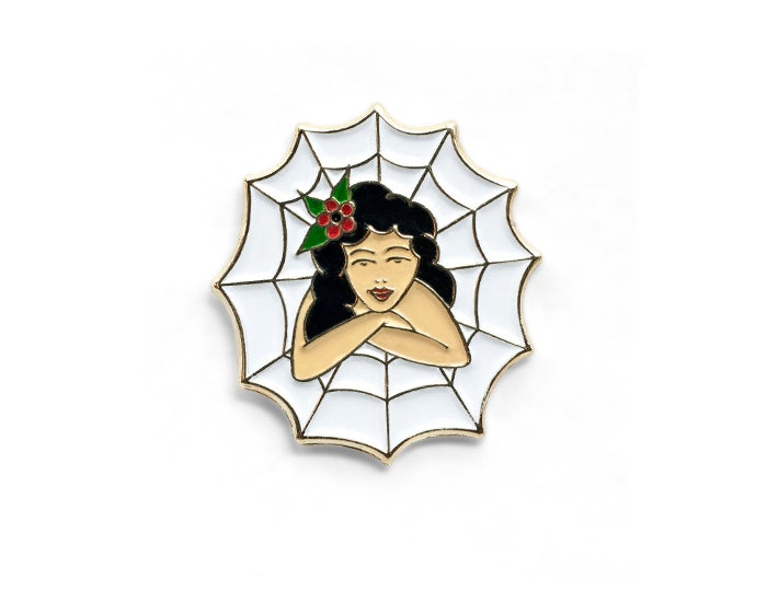 Image of Maneater Lapel Pin