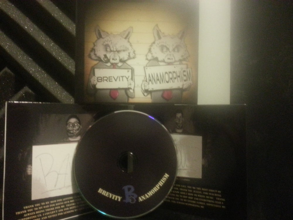 Image of Anamorphism (Physical Copy)