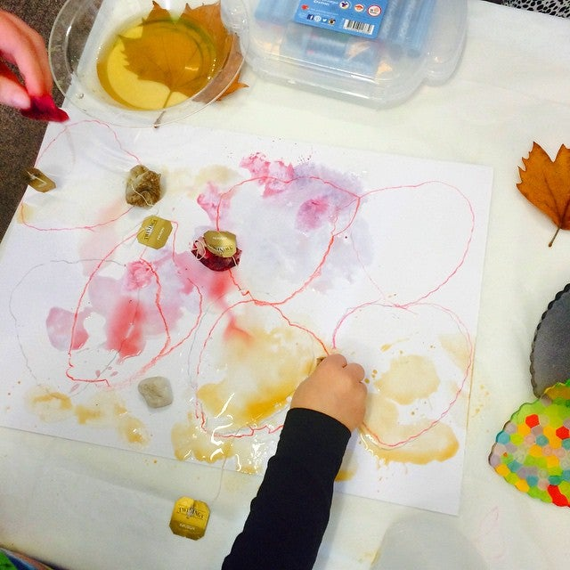 Image of UNDER 5's Art Studio - Casual class