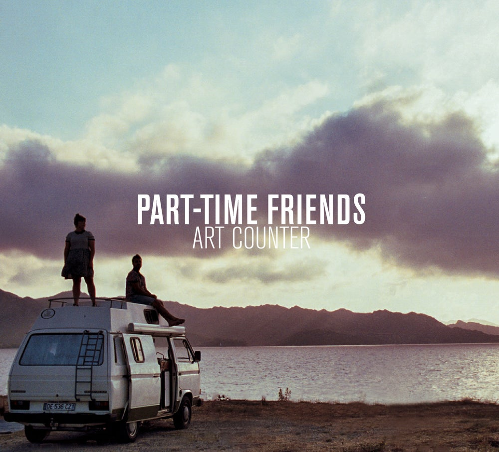 Image of Part-Time Friends - Art Counter - 12""
