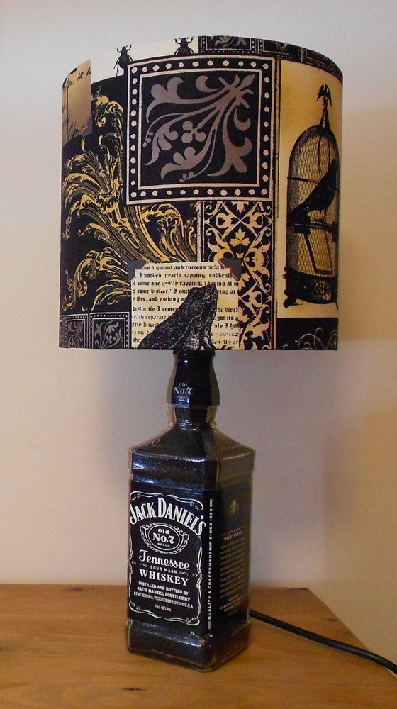 Image of NEVERMORE Jack Daniels Lamp Deal