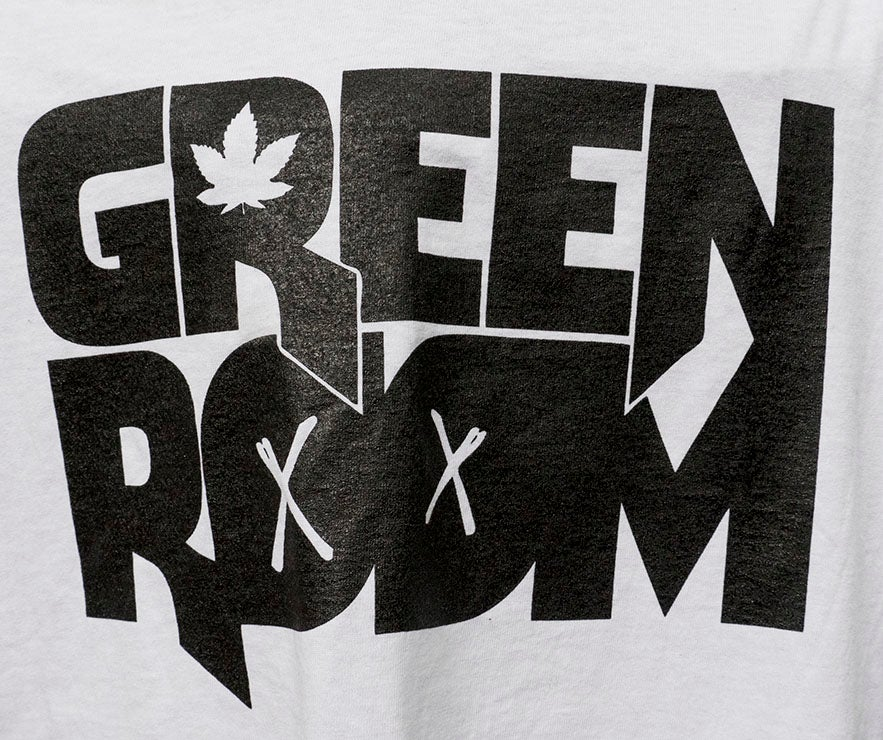 Image of Green Room T-Shirt White