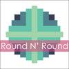 Round N' Round Mini Quilt #113, PDF Pattern