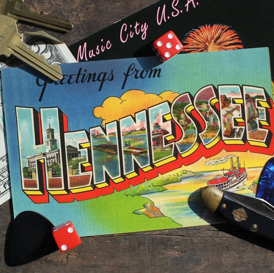 Image of Greetings From Hennessee CD