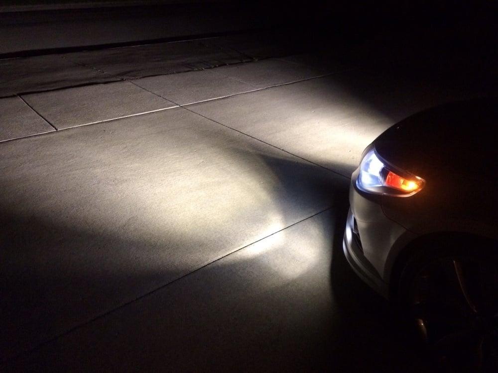 Image of Complete LED Fog Light Kit fits: Volkswagen CC 2015 R-Line.