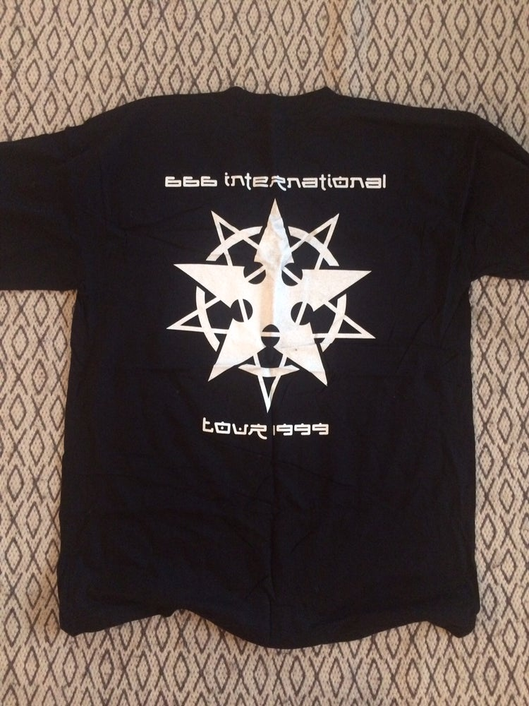 Image of Dødheimsgard - Original 1999 Tour Shirt (Size XL) Never worn!