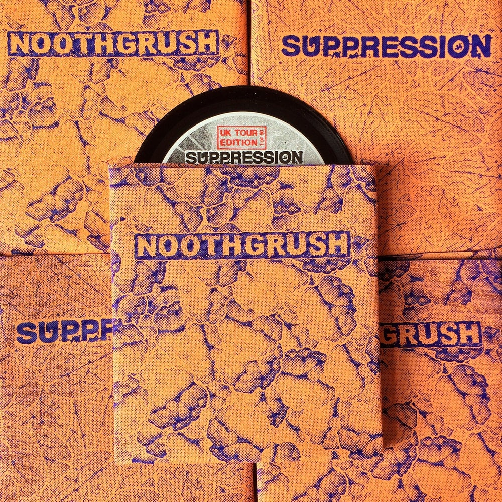 Image of NOOTHGRUSH / SUPPRESSION split 5""