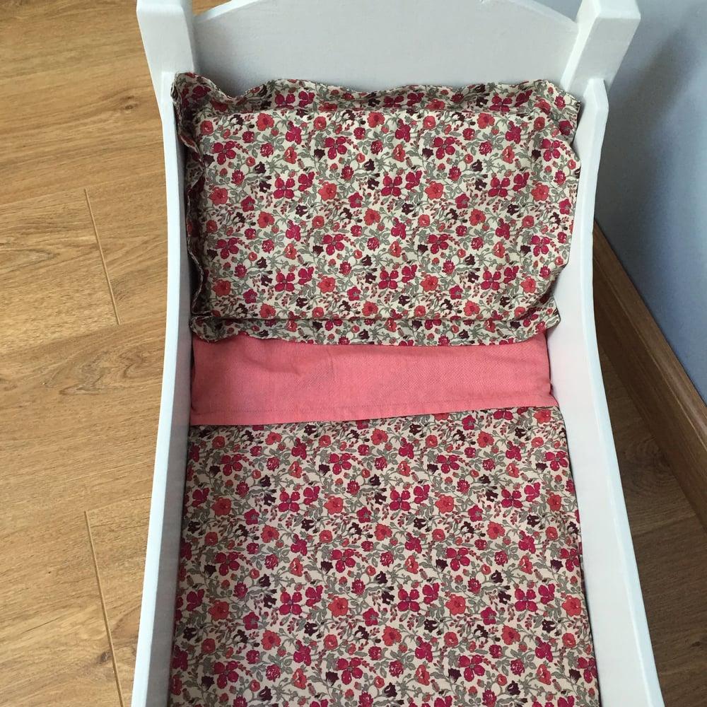 Image of Léandre, petit lit de poupées