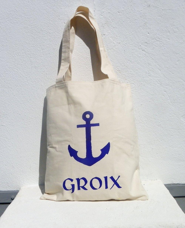 Image of Sac en coton Groix