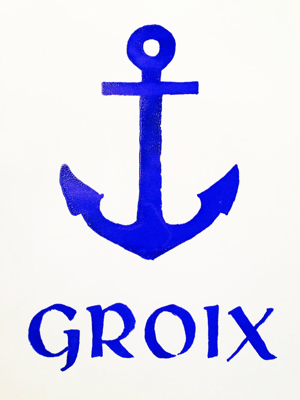Image of Poster Groix