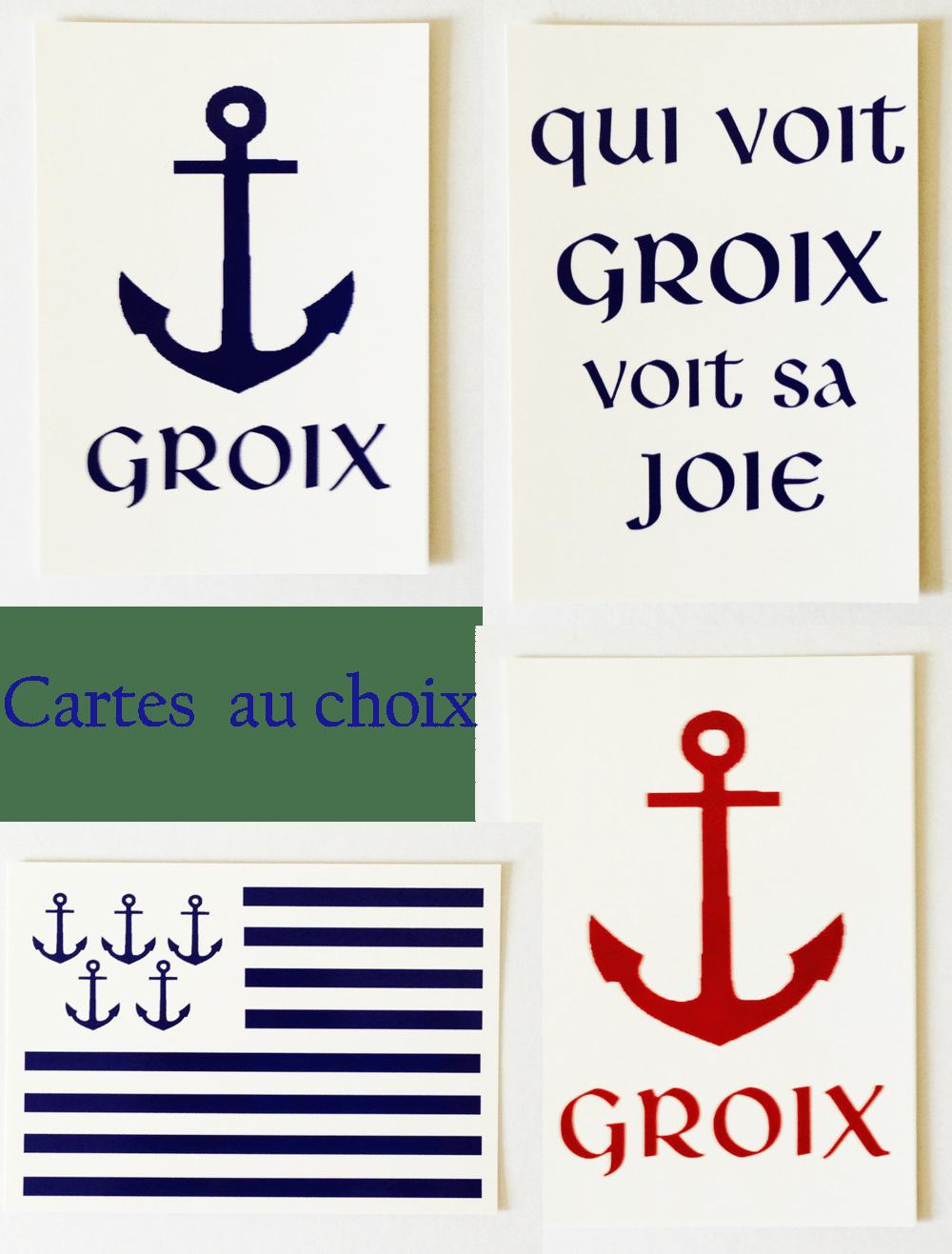 Image of Carte postale
