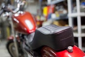 Image of Tuck and Roll seat for 1996~2003 Sportster