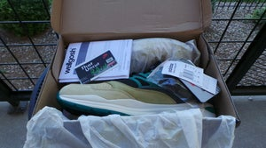 Image of mita X adidas torsion allegra mt, brand new (ds)