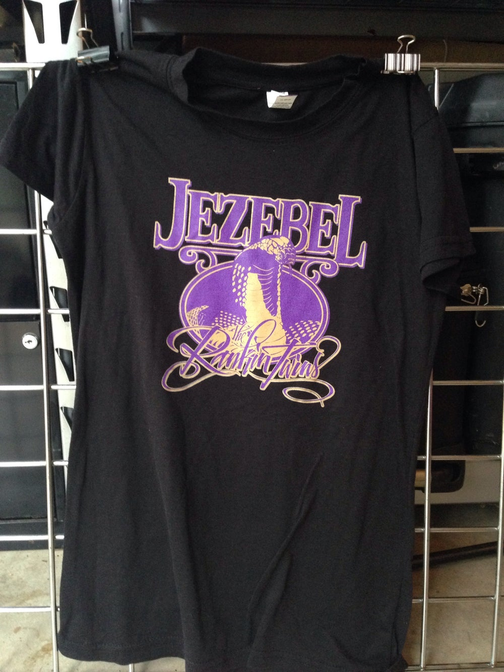 Image of Jezebel fitted tees
