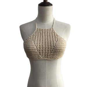 Image of SYNS CROCHET TOP