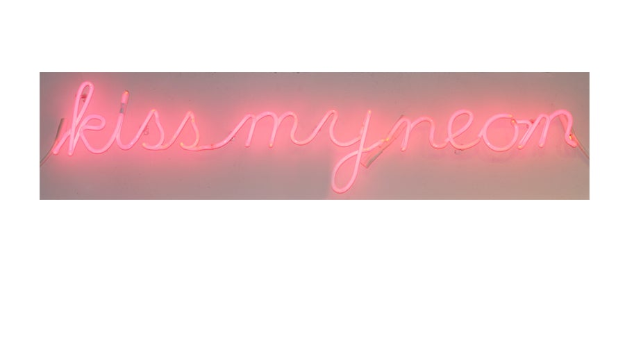Image of Custom Neon Sign