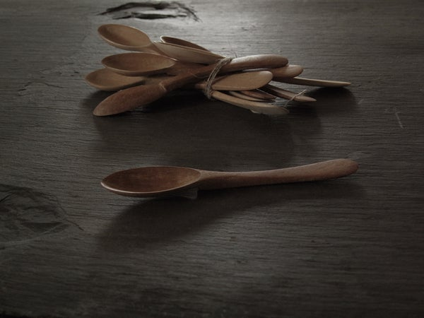 "Image of HONEY SPOON - 5"" (12.7 CMS)"