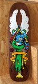 "Image of Natas Kaupas ""1991"" skateboard deck"