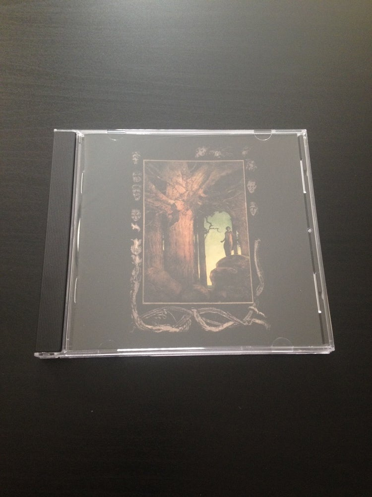 Image of Shaped By Aeolian Winds CD