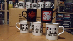 "Image of MUG  iHH™ Magazine   ""Made in England"""