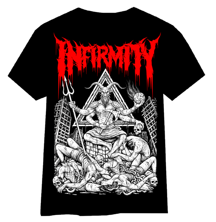 Image of T-Shirt (Darkness Reigns Supreme)
