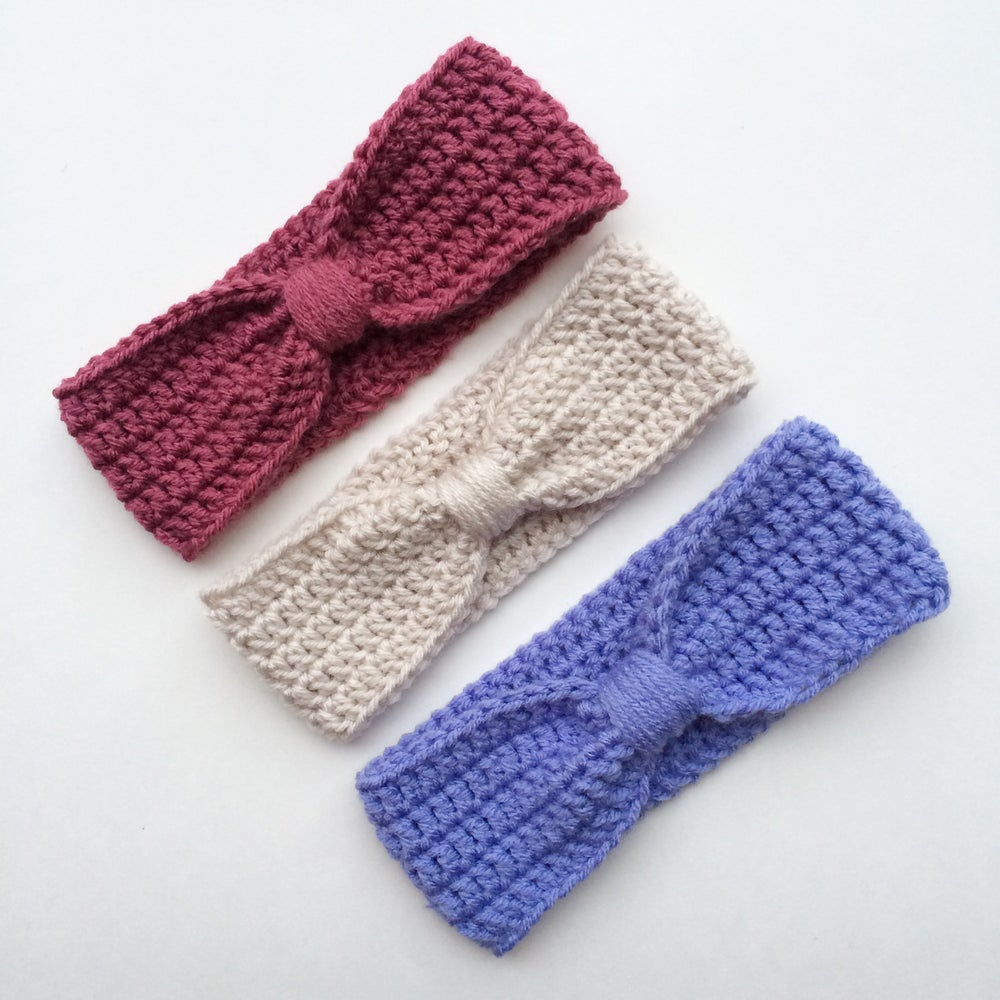 Image of Turban Style Headwrap NB-Adult