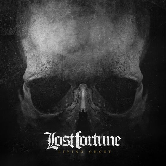 Image of Lost Fortune - Living Ghost (PHYSICAL PREORDER)