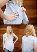 Image 3 of the SOHO blouse