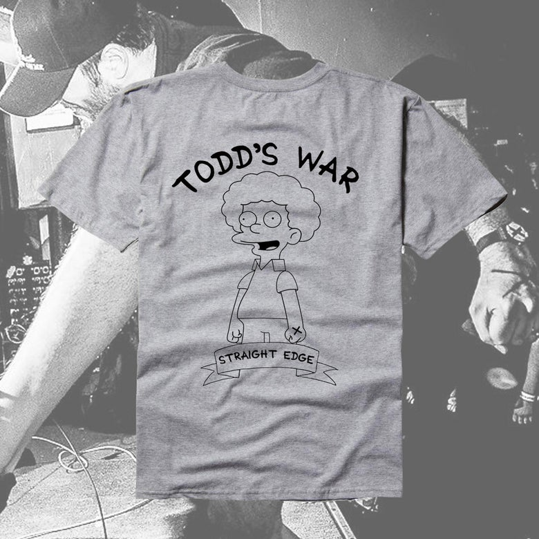 Image of Todd's War Shirt