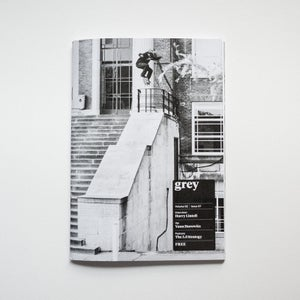 Image of grey skate mag volume 02 issue 07