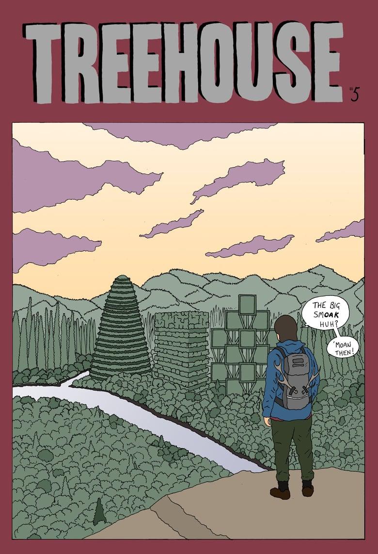 Image of Treehouse #5