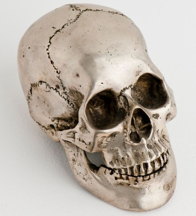Image of CHROME SKULL*
