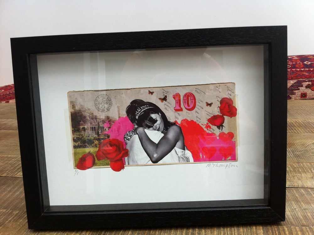Image of Personalised commission.