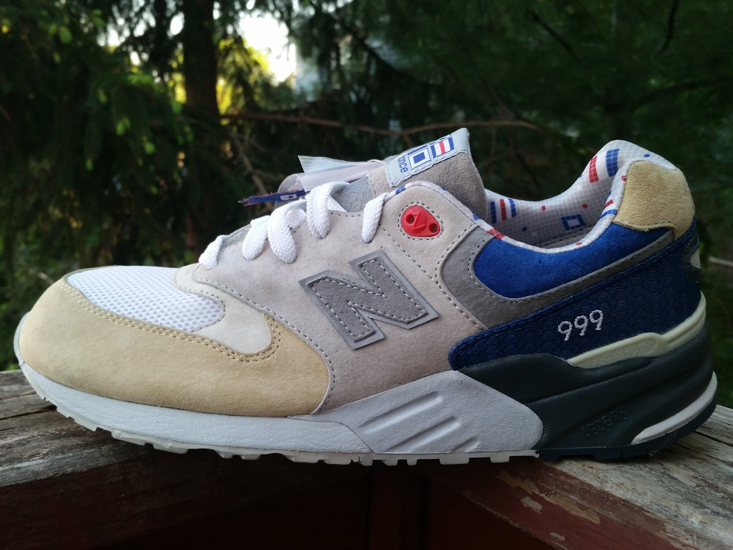 Image of New Balance x Concpts 999 Kennedy Sample