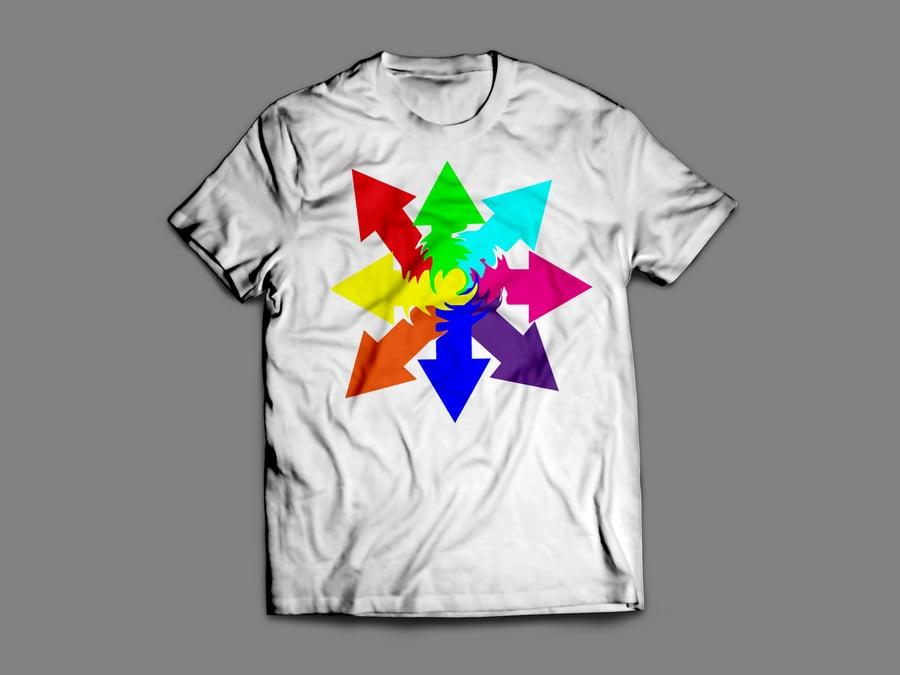 Image of (Arrows) Swirl