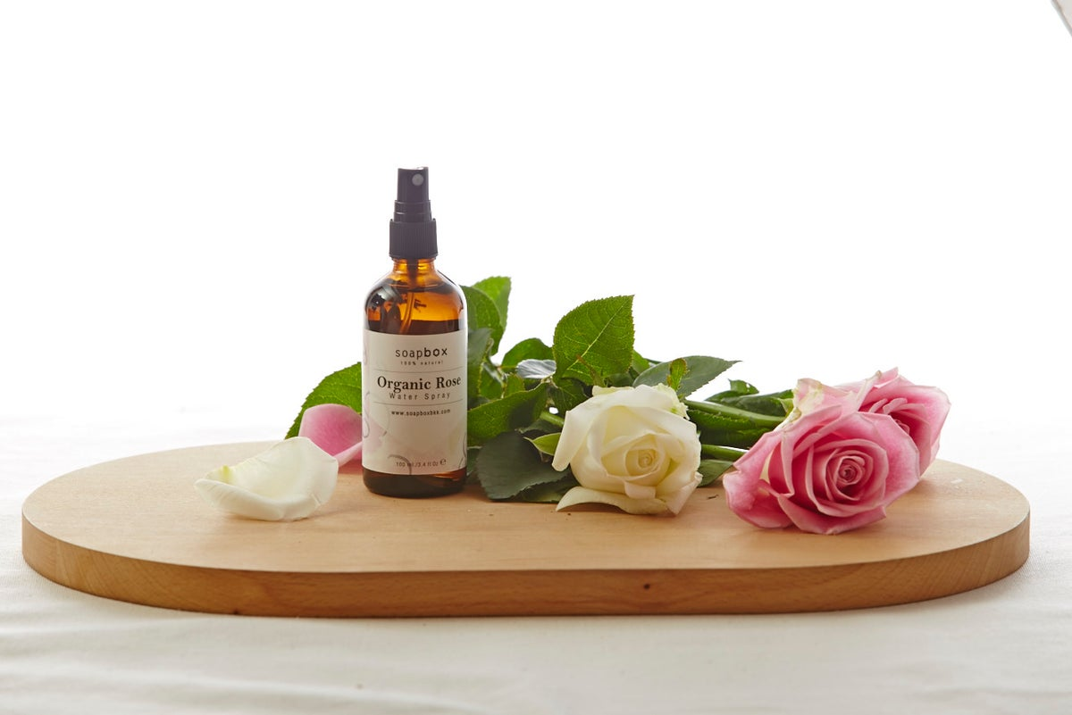 Image of Organic Rose Water Spray (Toner)