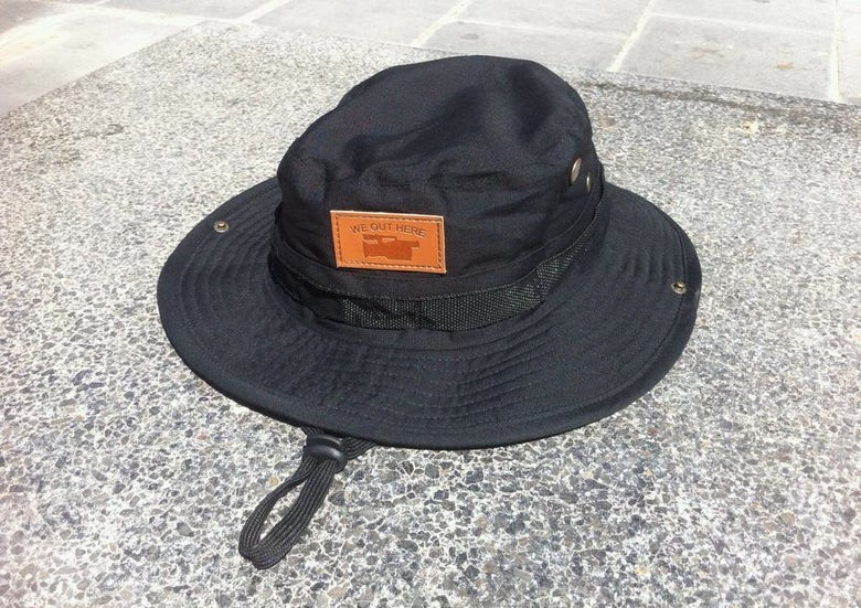 Image of WE OUT HERE Boonie Hat