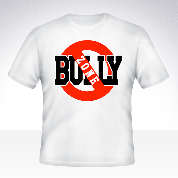 Image of T-Shirt: Shaaarlettemz No Bullying