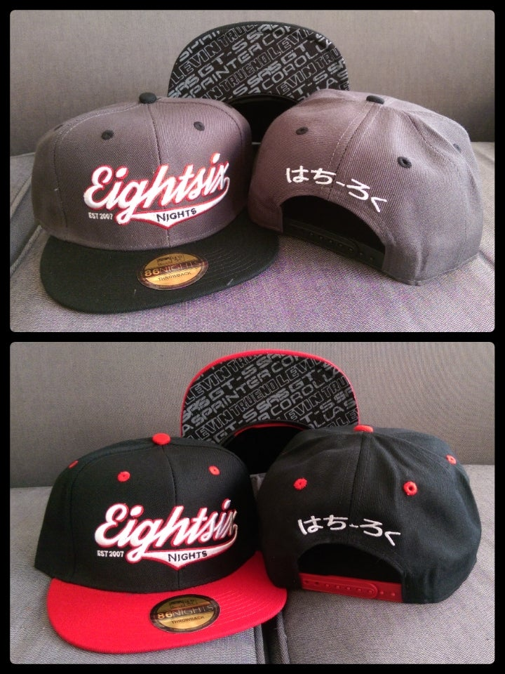 Image of 86 Nights SnapBack Cap